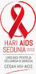 hari aids seluruh dunia 2013 lentera zaman